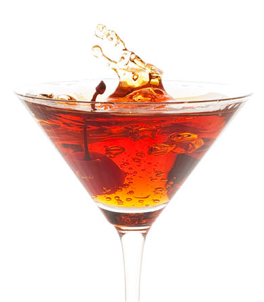 cocktail vermú Garciani Manhattan