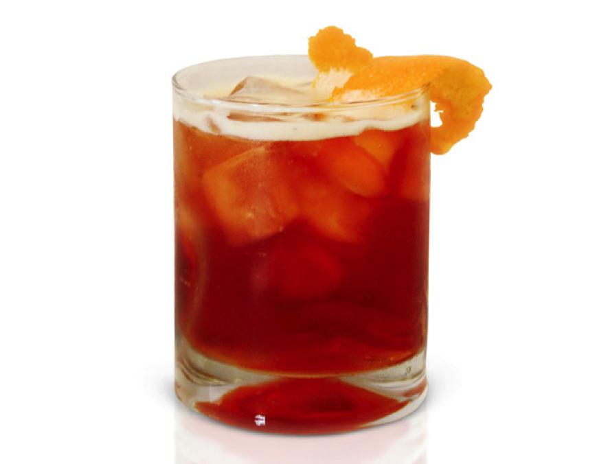 cocktail vermú Garciani Negroni